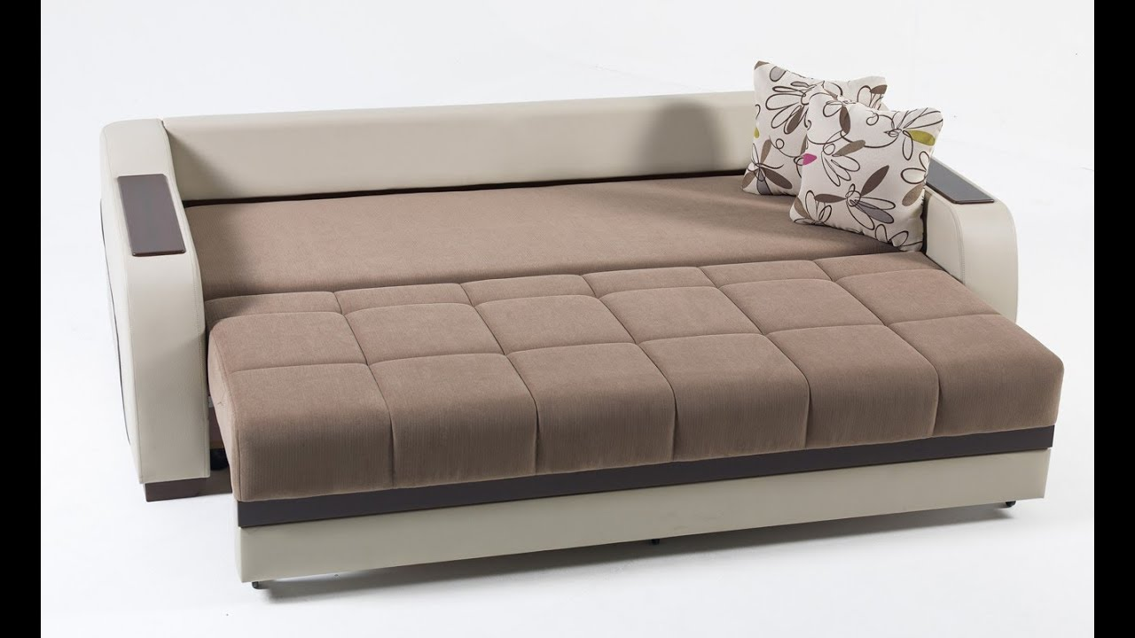 Sleeper Sofa - YouTube