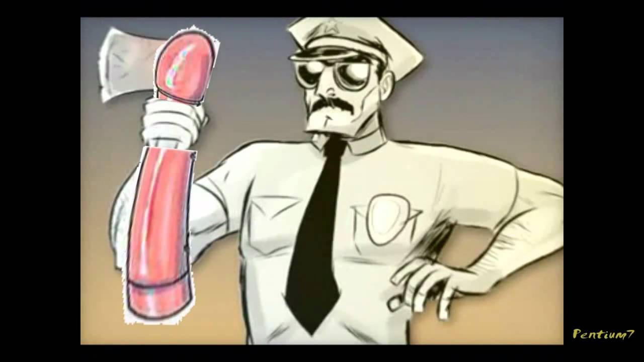 Download Youtube Poop - The real story of Axe Cop Episode 1