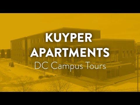 Kuyper Apartments | Dordt Campus Tours