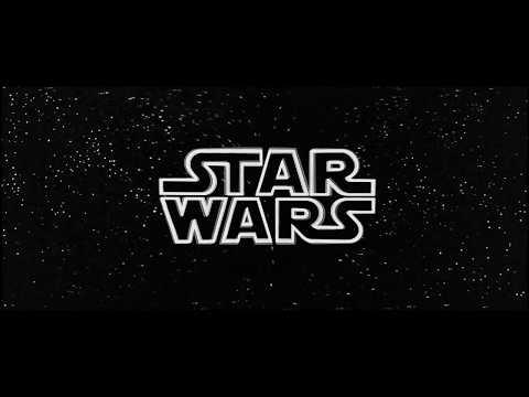 Star Wars Episode Iv Opening Crawl Demake Youtube