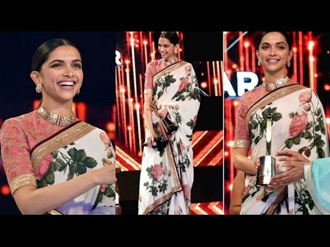 Deepika Padukone Hot At Entertainment Leader Of The Year Award 2017
