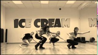 ANASTACIA ICE CREAM | DANCEHALL CHOREOGRAPHY | BEENIE MAN - WORLD DANCE