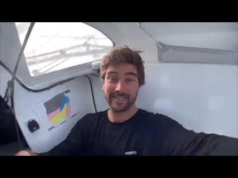 Vidéo du bord - BORIS HERRMANN MALIZIA II YACHT CLUB DE MONACO