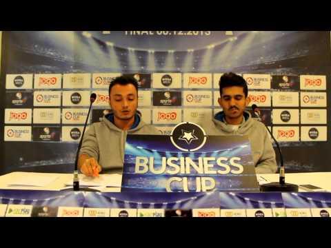 Business Cup Ankara 3. Hafta 51. Dakika