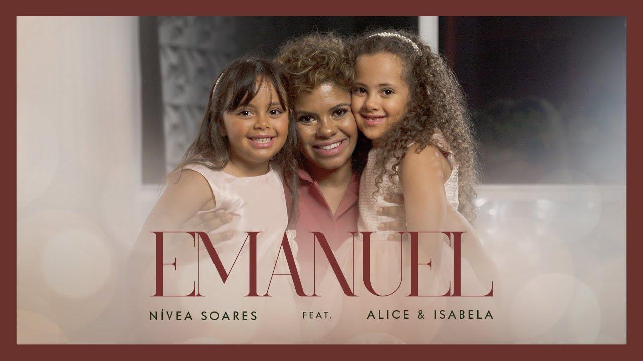 Download NIVEA SOARES FEAT ALICE E ISABELA   EMANUEL ( CLIP OFICIAL )