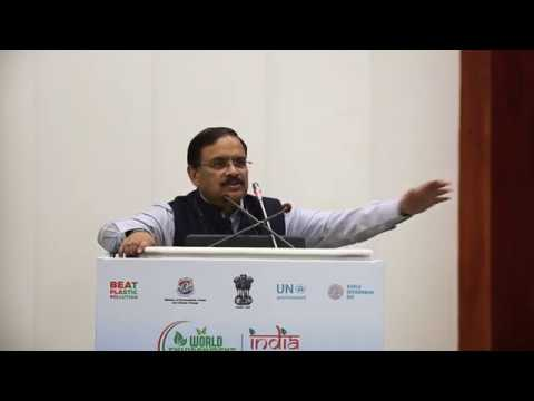 Mr C.K. Mishra, Secretary, Ministry of Environment, Forest &