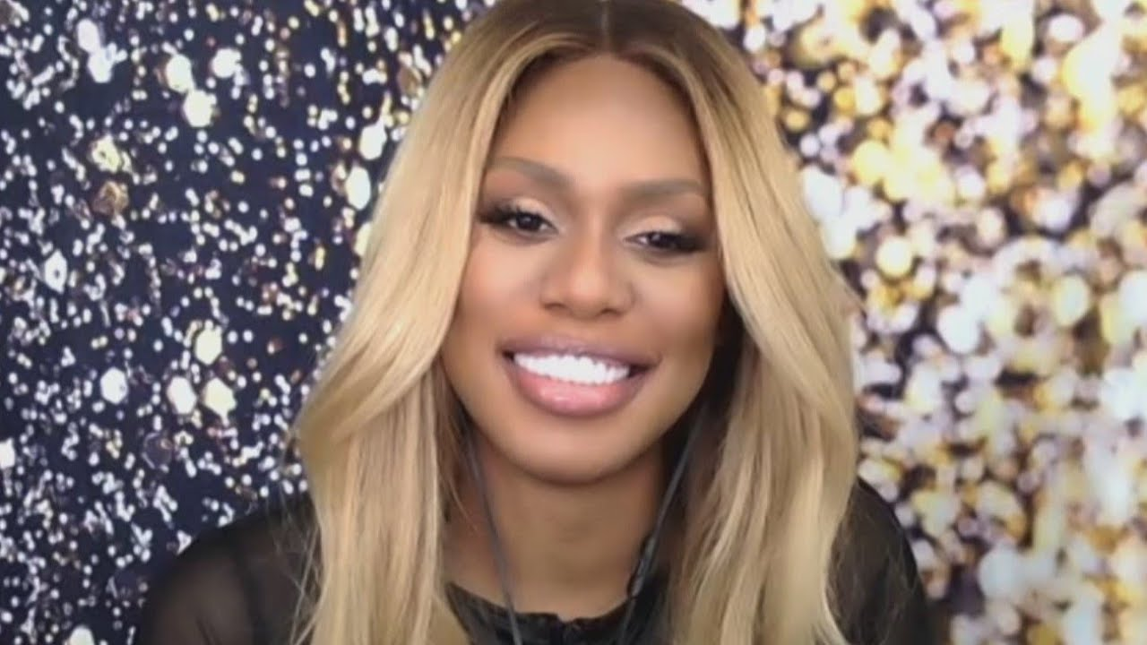 Laverne Cox Gushes Over New Boyfriend: 'We Fell In Love'