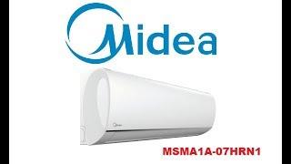 Видеообзор Кондиционера MIDEA MSMA1A 07HRN1