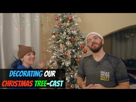 Podcast #166 - Decorating Our Christmas Tree-cast