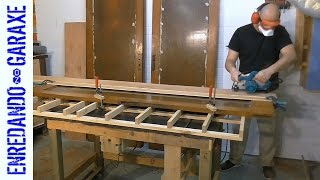 How to reclaim wood from old doors