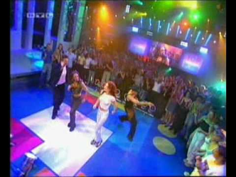 Vengaboys - We're Going To Ibiza - Live on Top Of The Pops