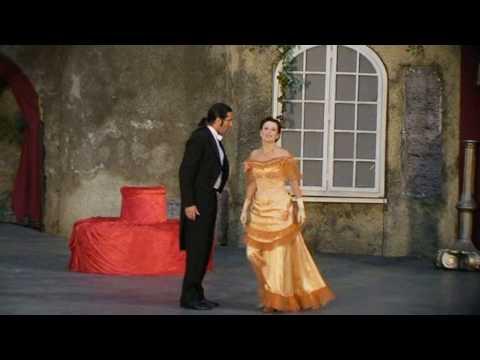 Die lustige Witwe - Duett: Romance