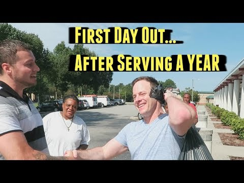 Getting Released From Jail ( prison story ) IN REAL LIFE