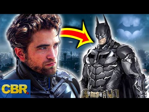 Why Robert Pattinson Might Be The Greatest Batman Yet