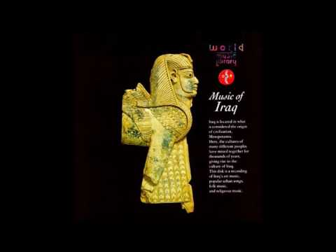 World Music Library - Music of Iraq - 1992 - Full album