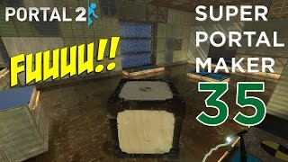 Super Portal Maker - THESE LEVELS ARE TOO F#%KING MUCH!! [#35] thumbnail