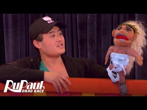 RuPaul's Drag Race (Season 8 Ep. 8) | Puppet Bitchfest | Logo