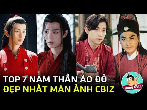 Top 7 nam thần cổ trang diện đồ đỏ ai là người đẹp nhất? Hóng Cbiz