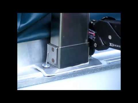 Coleman Pop Up Tent Trailer Lift Trim Bracket