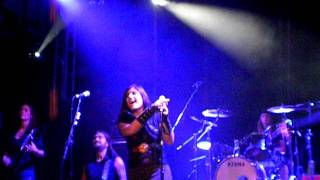 Tristania - Year of the Rat - Live  (YouTube AwesomeMetalBands)