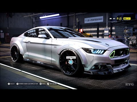 ford mustang shelby gt350 need for speed