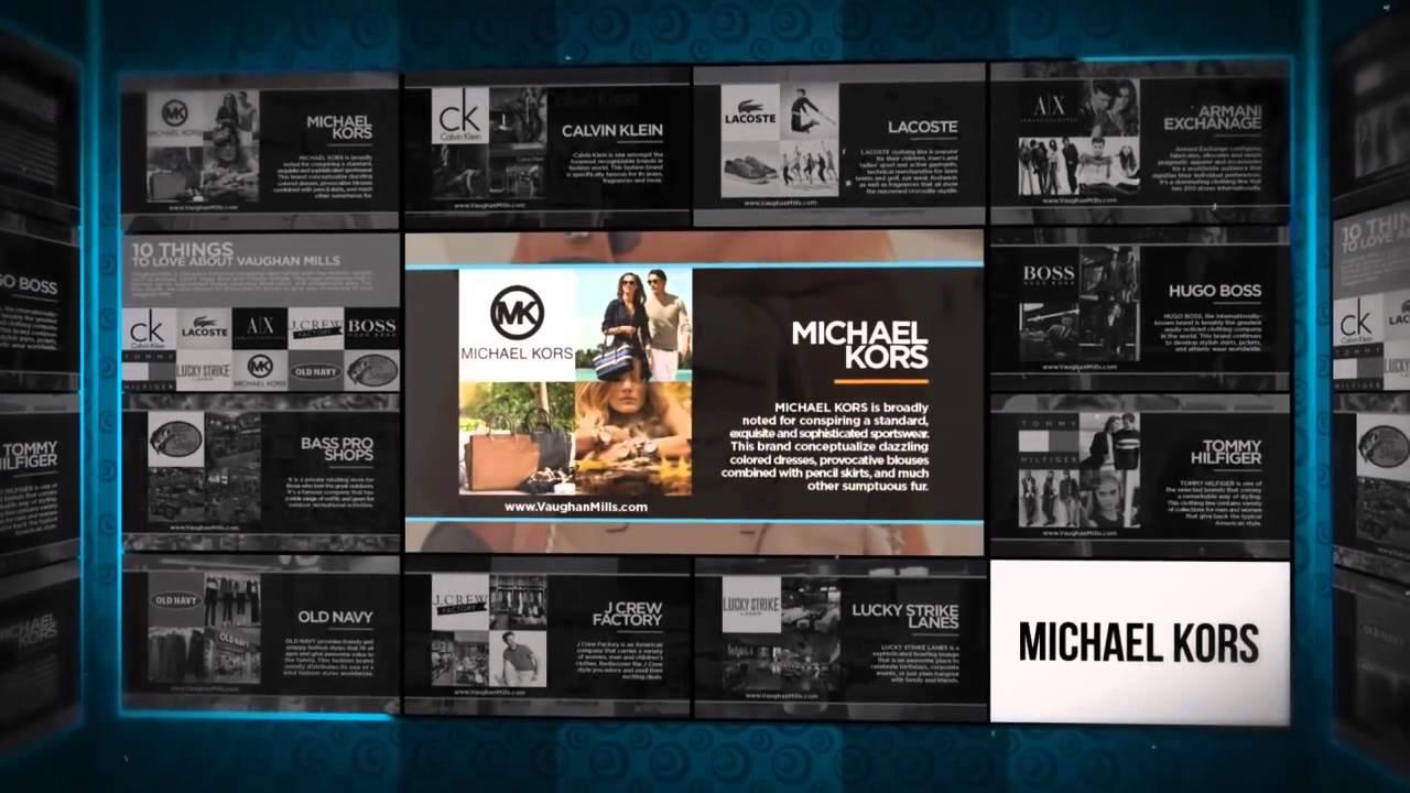 michael kors outlet vaughan mills