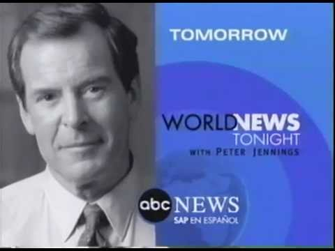 December 25, 2000 - Promo for 'World News Tonight with Peter Jennings'