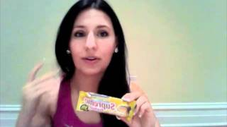Pro Girl Reviews: Supreme Protein Peanut Butter Crunch Bar