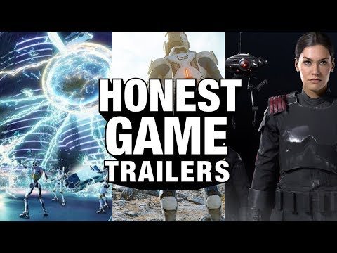 2017 IN REVIEW (Honest Game Trailers)