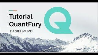 Tutorial QuantFury - Plataforma con las mejores condiciones de trading - Todo lo que debes saber