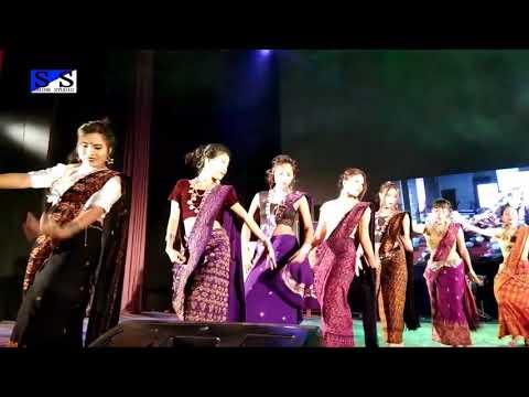 Tripura Kokborok film festival -2018 (Manik song Dance)