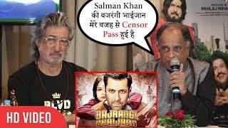 Salman Khan Ki Movie Mere Wajah Se Pass Hui Hai | Pahlaj Nihalani