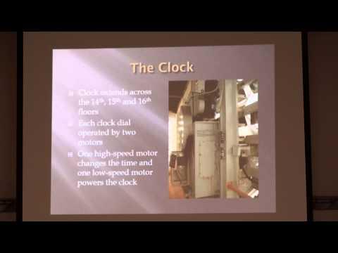 Allen Bradley Clock