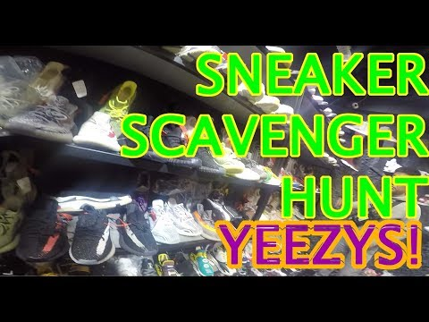 YEEZY SCAVENGER HUNT FAKE MARKET GUANGZHOU CHINA. YOU WONT BELIEVE THE THINGS I FIND! SNEAKERS.