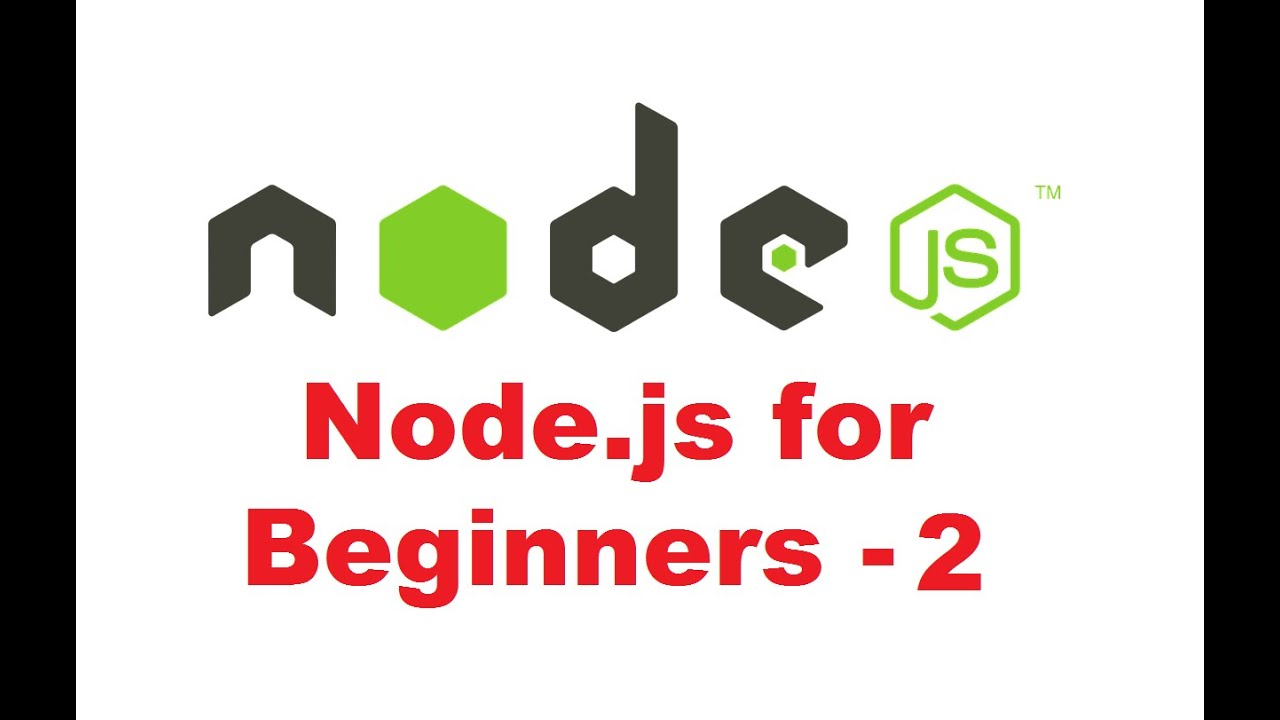 Node js Tutorial for Beginners 2 - How to Install Node js with NPM on  Windows
