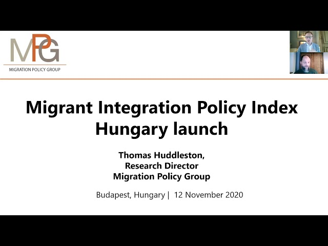 #MIPEX2020 - Hungary national launch