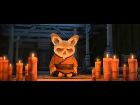 Maestro Shifu Paz Interior Kung Fu Panda Youtube