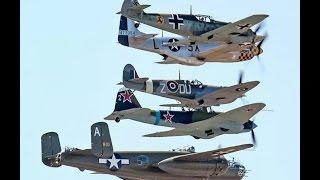 Warbirds in Flight
