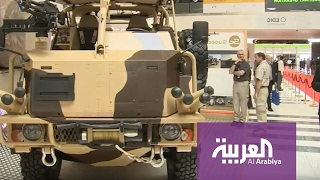 ايدكس للصناعات الدفاعية ينطلق بدورته الثالثة عشر