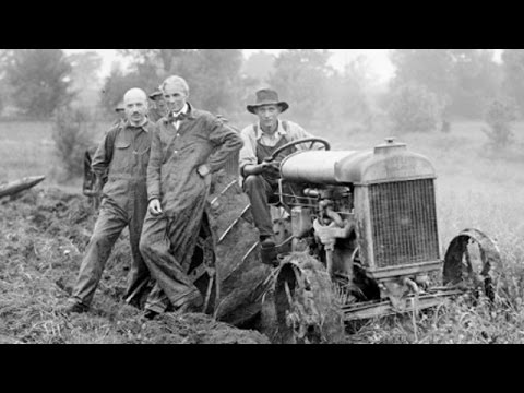 100th Anniversary of the Fordson Tractor