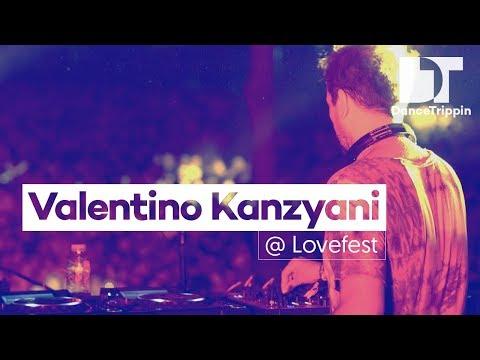 Valentino Kanzyani at Lovefest (Serbia)