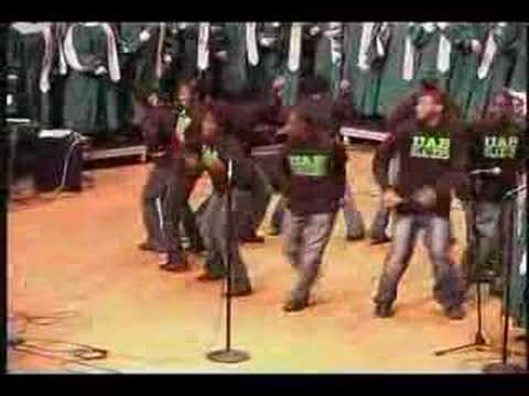 He Is Able - dance team, dancers - UAB Gospel