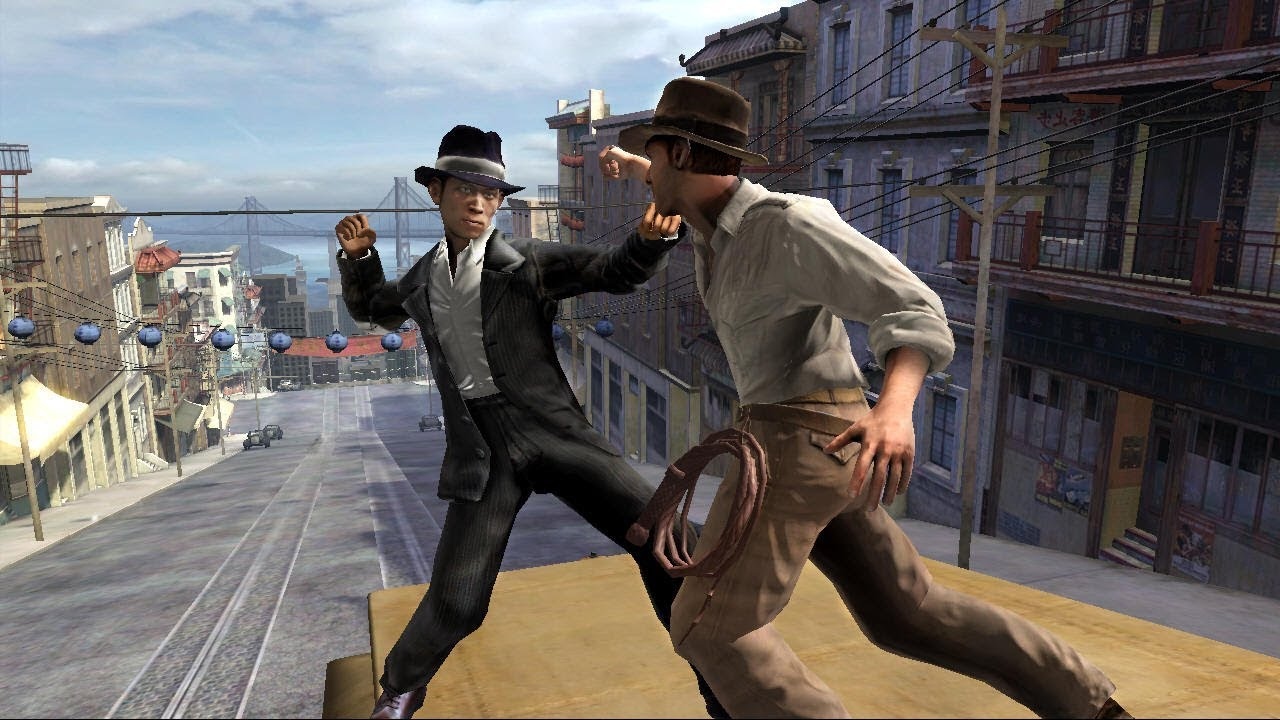 [PS3, 360] Indiana Jones and the Staff of Kings - All gameplay footage  [Cancelled Game]