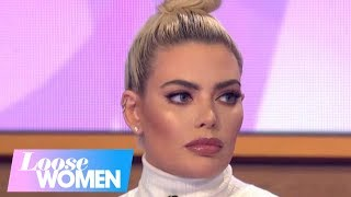 Megan Barton Hanson Sets the Record Straight on the Dancing on Ice Drama | Loose Women