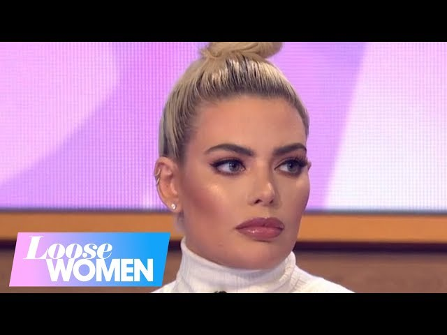Megan Barton Hanson Sets the Record Straight on the Dancing on Ice Drama | Loose Women