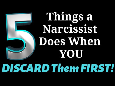 This Is What Happens When You DISCARD The Narcissist FIRST!