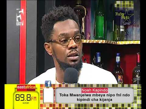 FRIDAY NIGHT LIVE - Patoranking   Sijapata mwanamke wa kuzaa naye