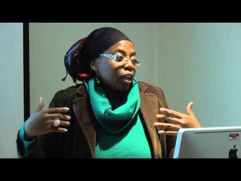 Fungai Machirori - FCWSRC Public Colloquium 11/30/12