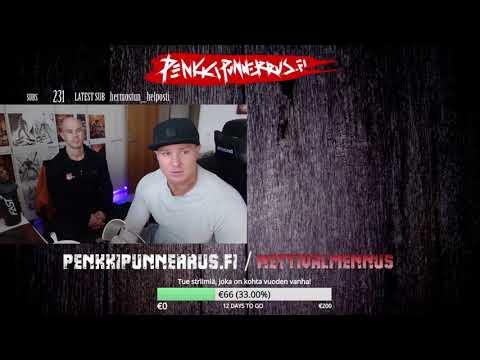 Jari Leskinen 4 Days out - Twitch.tv/jugipelaa