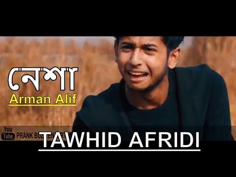 Nesha | Arman Alif | Composed By Chondrobindu | Tawhid Afridi |